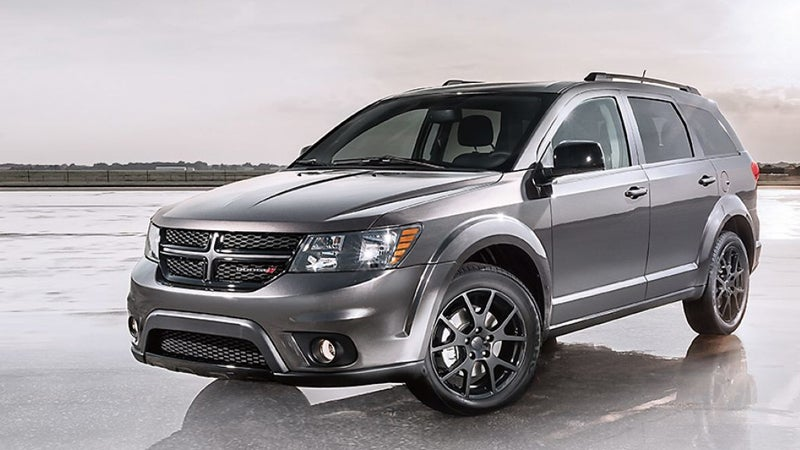 Dodge Journey Crossroad 2018 >> 2018 Dodge Journey | SUV's in Queen Creek, AZ