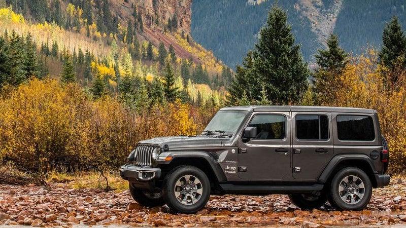 2018 Jeep Wrangler Rodeo Jeep In Queen Creek Az
