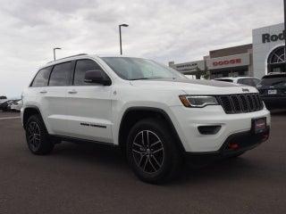 2018 Jeep Grand Cherokee Trailhawk >> 2018 Jeep Grand Cherokee Trailhawk