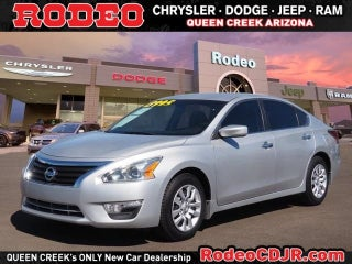 2014 Nissan Altima 2.5 S In Queen Creek, AZ   Rodeo Chrysler Dodge Jeep Ram