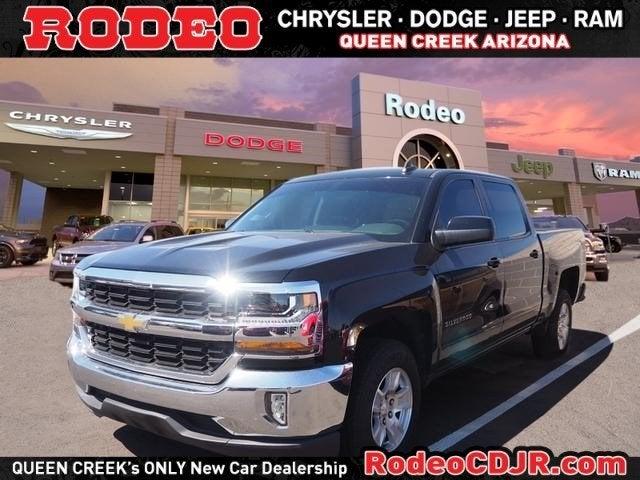 2016 Chevrolet Silverado 1500 LT In Queen Creek, AZ   Rodeo Chrysler Dodge  Jeep Ram