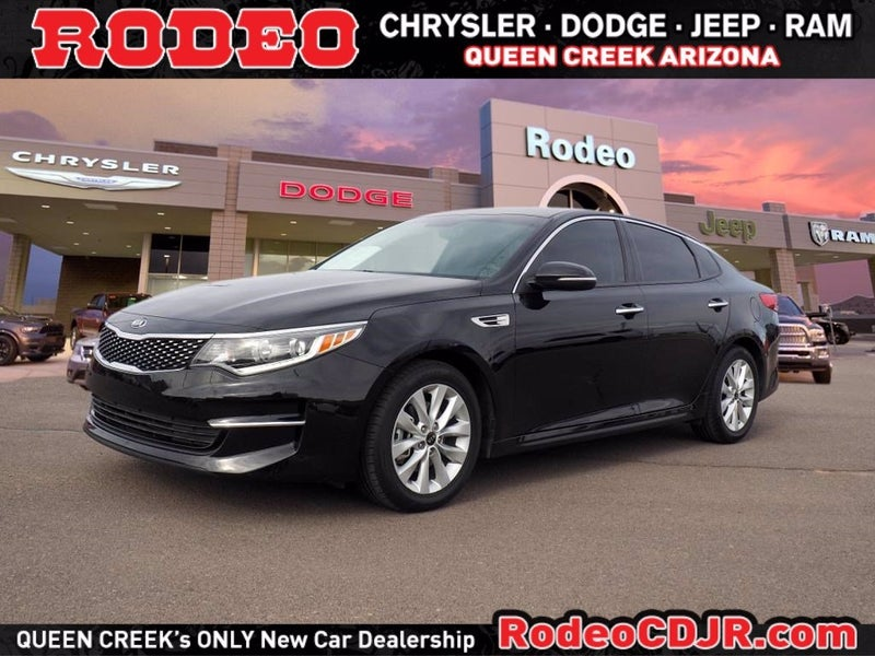 Used Kia Optima Queen Creek Az