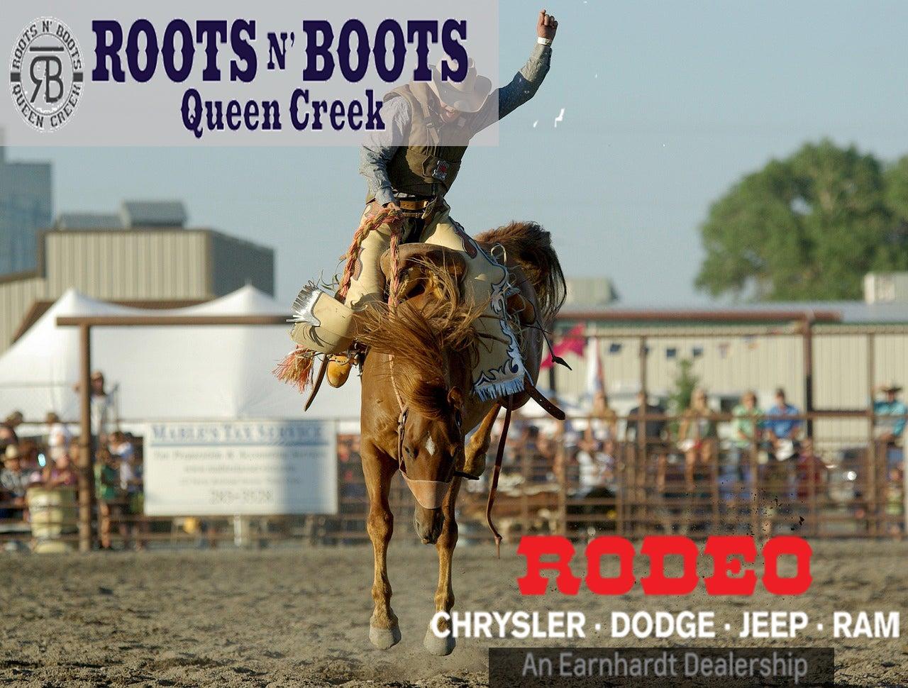 Roots N Boots Rodeo Cdjr Dealer In Queen Creek Az